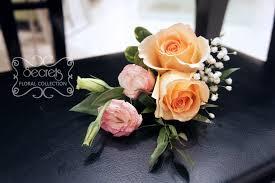 Coral Boutonniere Corsages And Boutonnieres U2013 Secrets Floral Collection U2013 Toronto