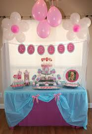 1st Birthday Party Decorations Homemade Homemade Princess Party Decorations Baby Shower By 6 Inches