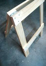 how to build a table base building a trestle table build folding trestle table legs