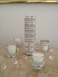 25th Wedding Anniversary Table Centerpieces by 40 Best 25th Anniversary Centerpiece Ideas Images On Pinterest