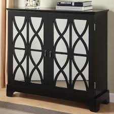 console cabinet with doors short storage cabinet with door accents small inside console doors