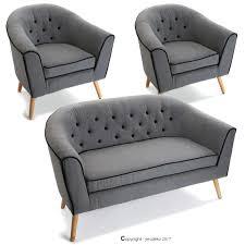 ensemble canap et fauteuil fauteuils et canapés avec livraison gratuite yesdeko com