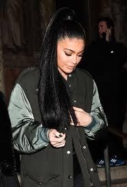 jenner yaki ponytail nyfw jenner ponytail cultural