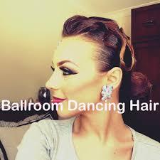 short ballroom hair cuts ballroom dancing hair tutorial rachel maree macintosh v 1 youtube