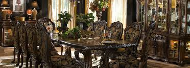 Mediterranean Dining Room Furniture by Michael Amini Furniture Designs Amini Com