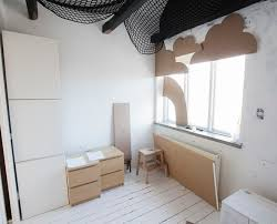 space saver u2013 combine a wardrobe and a staircase leading up to a
