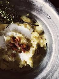 italian mashed potatoes kefir pancetta mashed potatoes