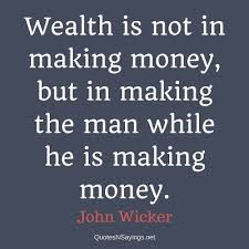 if you want to know what god thinks of money dorothy parker