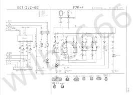 toyota ipsum wiring diagram toyota wiring diagrams instruction