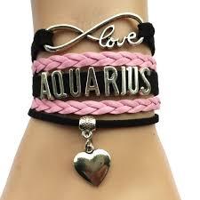 bracelet infinity love images Infinity love sign bracelet astrology gifts jpg