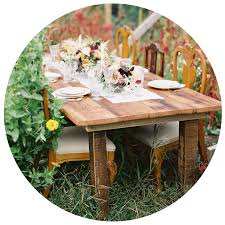 table and chair rentals in md something vintage rentals