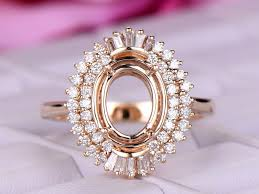 round setting rings images 1155 baguette round diamond double halo semi mount ring 14k JPG
