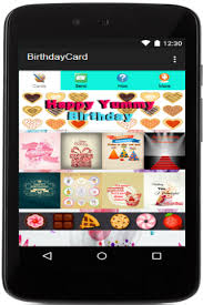 birthday card quotes android apps on google play