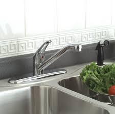 houzz kitchen faucets kitchen astounding high arc single hole modern kitchen faucet
