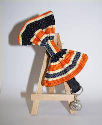 halloween bow ties halloween bow tie cat collar orange black 3 whitburn whiskers
