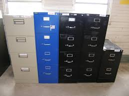 5 Drawer Lateral File Cabinets by N H Surplus Office Equipment N H Department Of Administrative