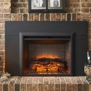 Electric Fireplace Insert Electric Insert Fireplaces