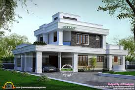 modern home design plans modern home designs plans india low cost contemporary house kerala