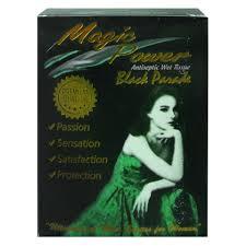 jual magic power tissue black parade 6 sachets obat kuat harga rp
