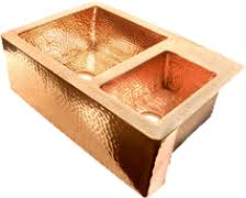 Copper Kitchen Sink Reviews by Buy Copper Farmhouse Sinks Coppersmith