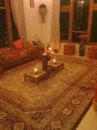 traditional indian living room setup exploring indian designs