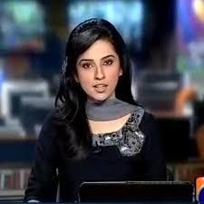 saudi female news anchor maria memon picture pakistani news anchor journalist geo news tv