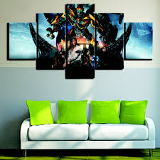 Home Decoration Painting by Online Get Cheap Transformer Pictures Free Aliexpress Com