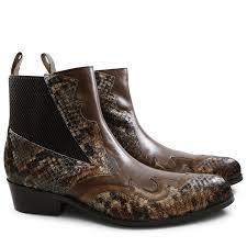 ankle boots men leather melvin u0026 hamilton