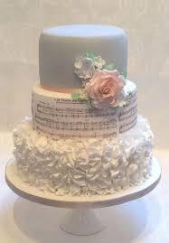60 Best Summer Pastels U0026 Lace Wedding Cakes Images On Pinterest