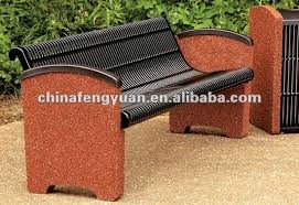 Street Furniture Benches Concrete Park Bench Industrial Park Benches Street Furniture