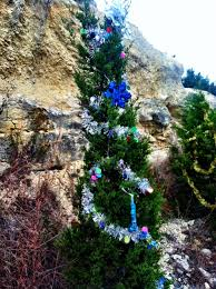 354 12 the decorated trees on 360 365 things to do in tx
