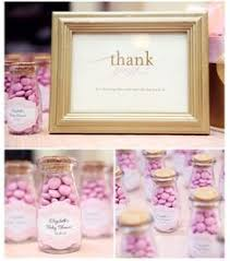 Baby Shower Favor Messages - my mom certainly out did herself with this one she u0027s been