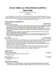Entry Level Mechanical Engineering Resume 100 Sample Resumes For Mechanical Engineer Resume Samples