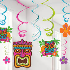 Hawaian Decorations All Summer Decorations Funkyparty Com