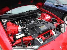 fourth generation camaro engines