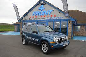 jeep cherokee xj sunroof 2006 jeep cherokee for sale lro com uk