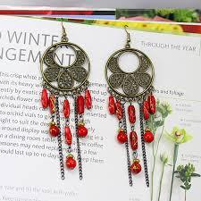 Knitted Chandelier Earrings Pattern Chandelier Earring Patterns Patterns For You
