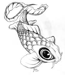 black eye fish design photos pictures and sketches