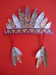 indian indio indianer craft