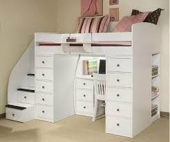 Bunk Bed Storage Toddler Bunk Beds With Storage 18163