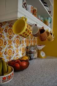 best 25 70s decor ideas on pinterest 70s home decor 1970s hey homewrecker ta tah the finished kitchen