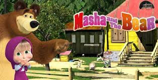 masha bear treehouse