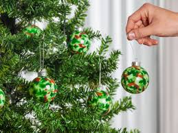 camouflage christmas tree balls 6 pack coolstuff com