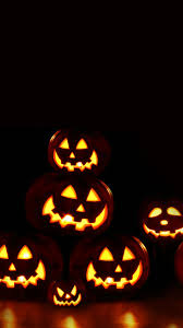 happy halloween pumpkin wallpaper halloween wallpapers for android smartphone androidwallpaper