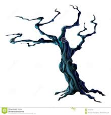 halloween dance clipart creepy clipart spooky tree pencil and in color creepy clipart