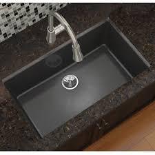 Under Mount Kitchen Sink by Houzer Quartztone 33