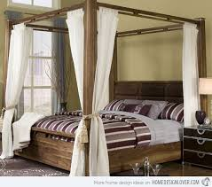 canopy for canopy bed 15 dreamy and romantic full draped canopy beds home design lover