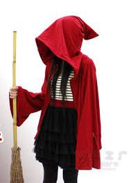aliexpress com buy halloween cosplay unisex red witch hoodies