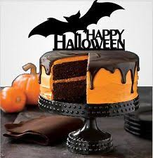 halloween party cake toppers ebay