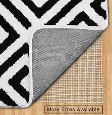 the original gorilla grip tm non slip area rug pad